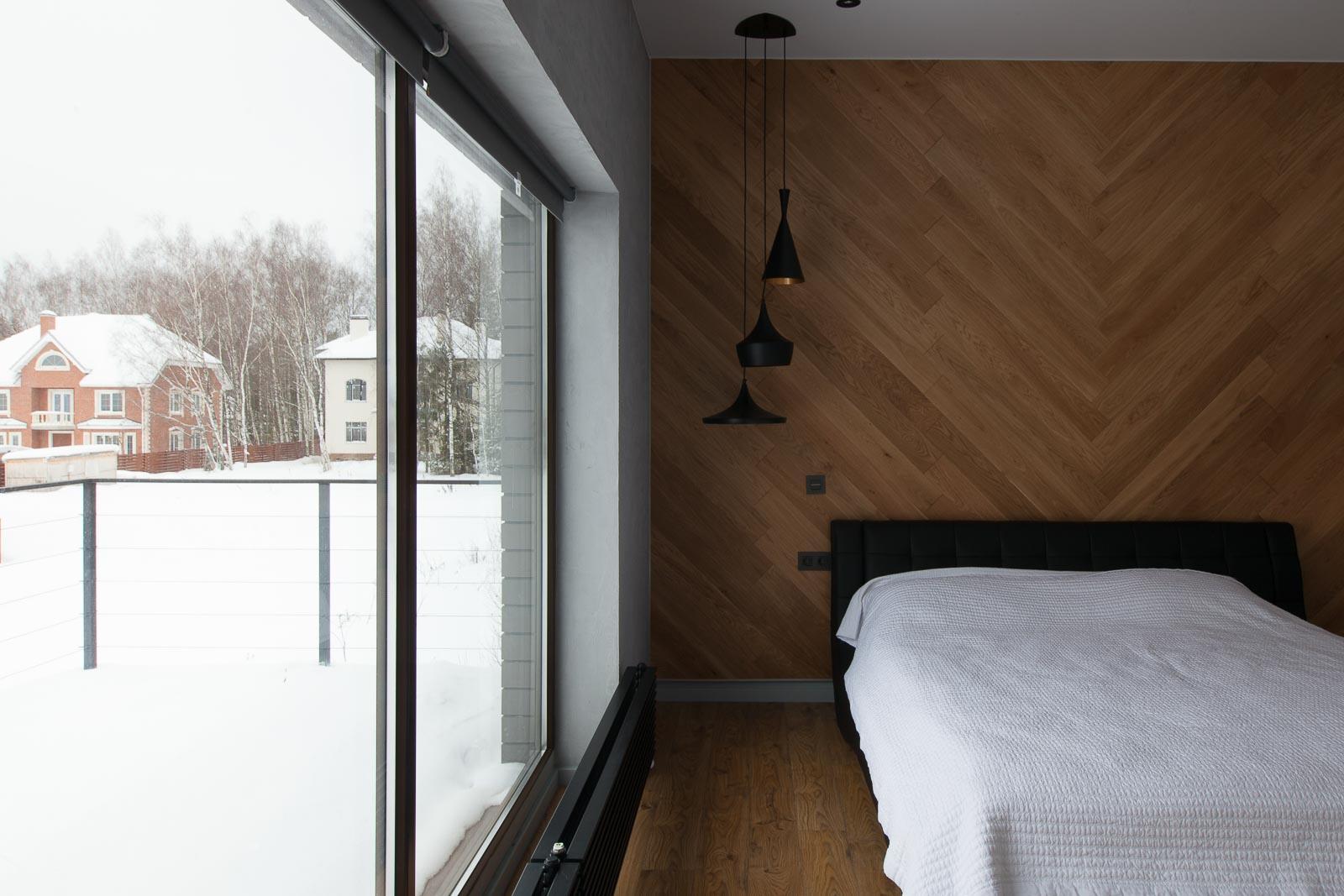 Master bedroom side light